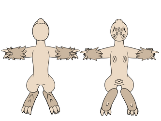 Wyngro Standard Bipedal Base (Wyngro,FA,PSD)