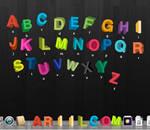 Ariil's Alphabet Icon Pack