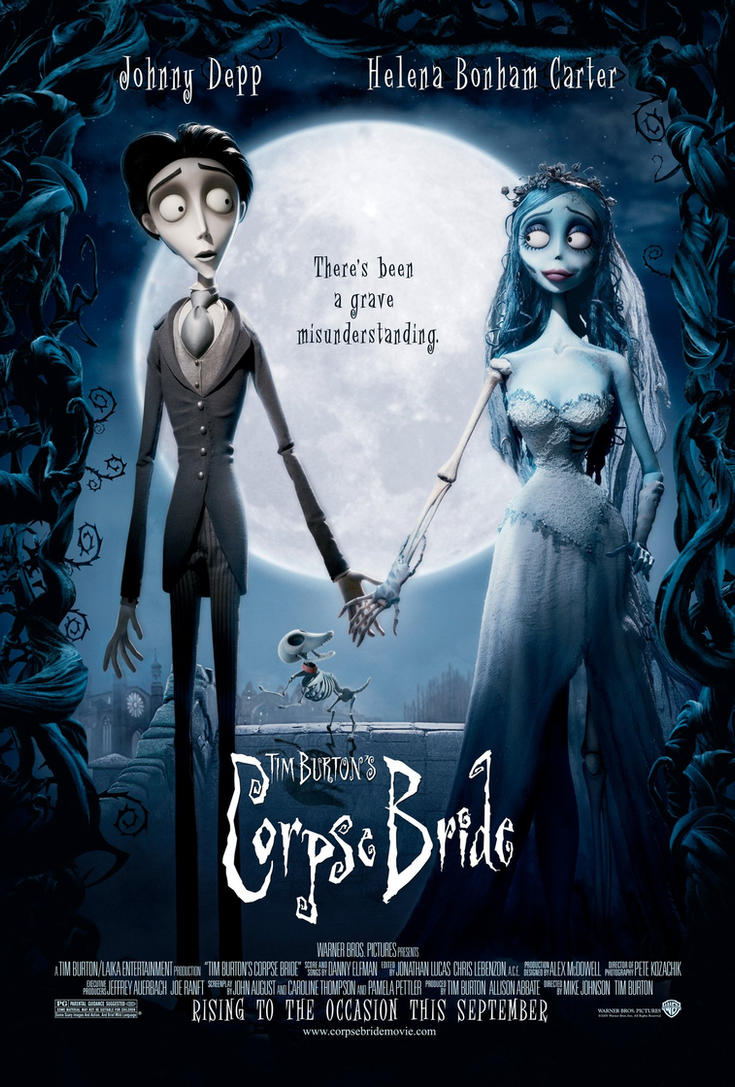 the love triangle a corpse bride essay by hafanforever on