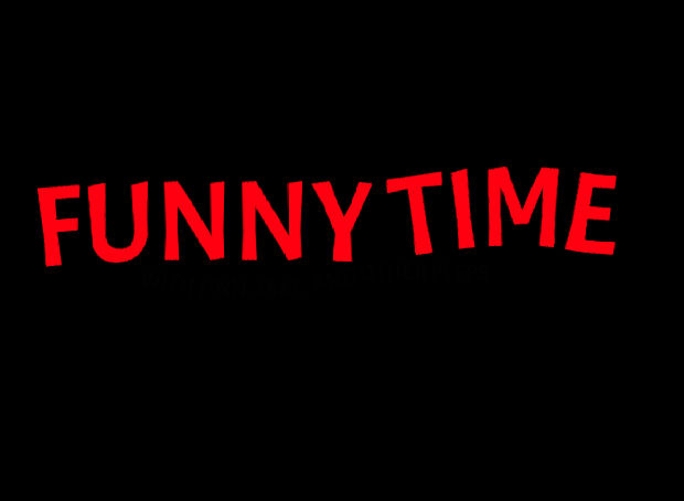 Funny Time with Finn, Jake, and Other Peeps logo