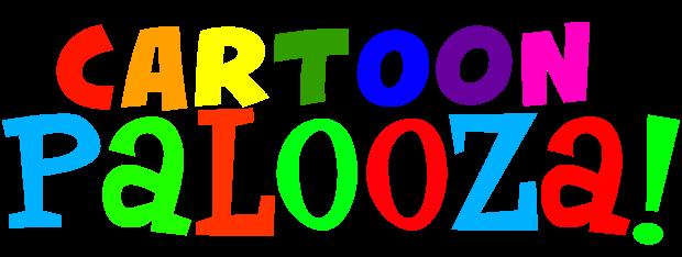 New Cartoon Palooza Logo by jared33