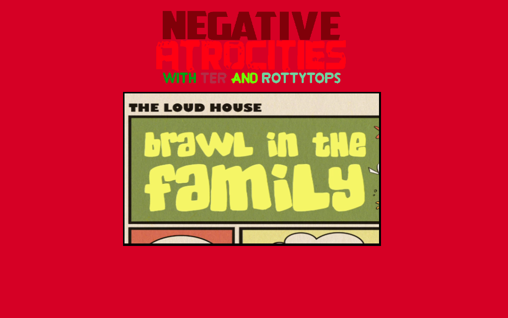 the loud house brawl in the family deviantart