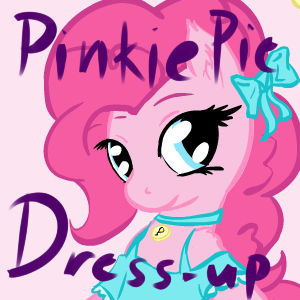 Pinkie Pie Dress-up Game