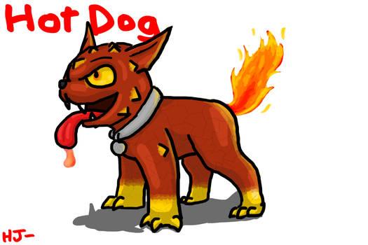 Skylanders Hot Dog