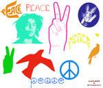 Peace Brushes