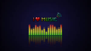 I Love Music - With Equalizer by mystica-264