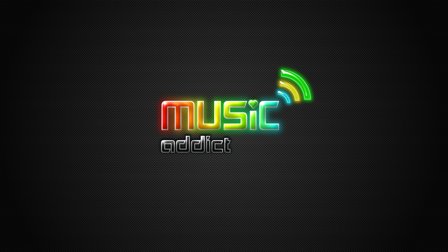 Music Addict - Dark Carbon by mystica-264