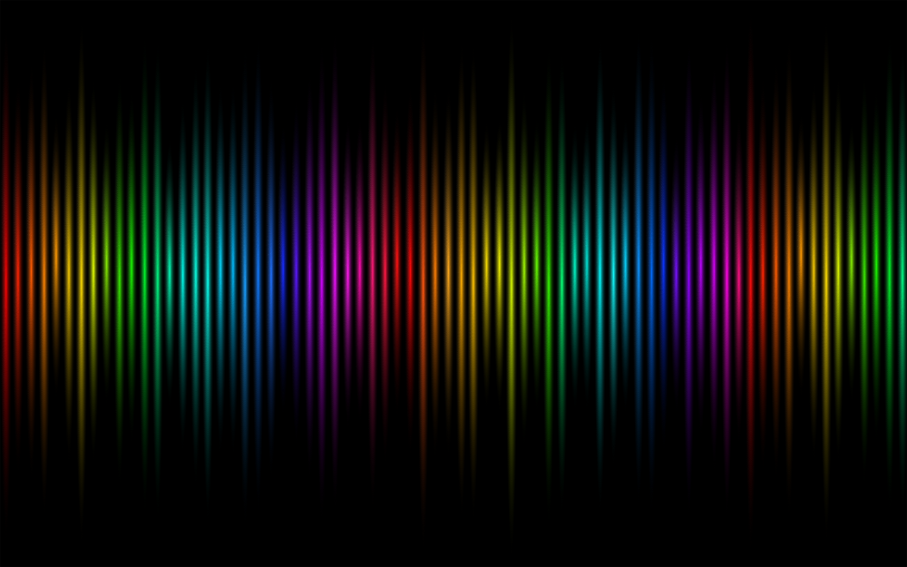 Free Rainbow Music Wallpapers