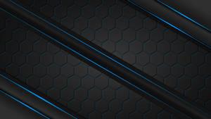 Modern dark-blue - 10K Background