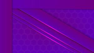 Hexagon Purple blue - 10K Background
