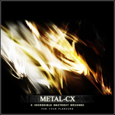 Brush set 07 by Metal-CX