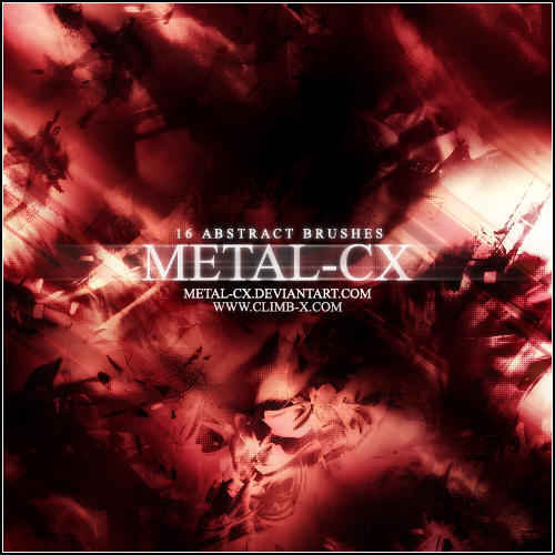 Brush set 11 by Metal-CX