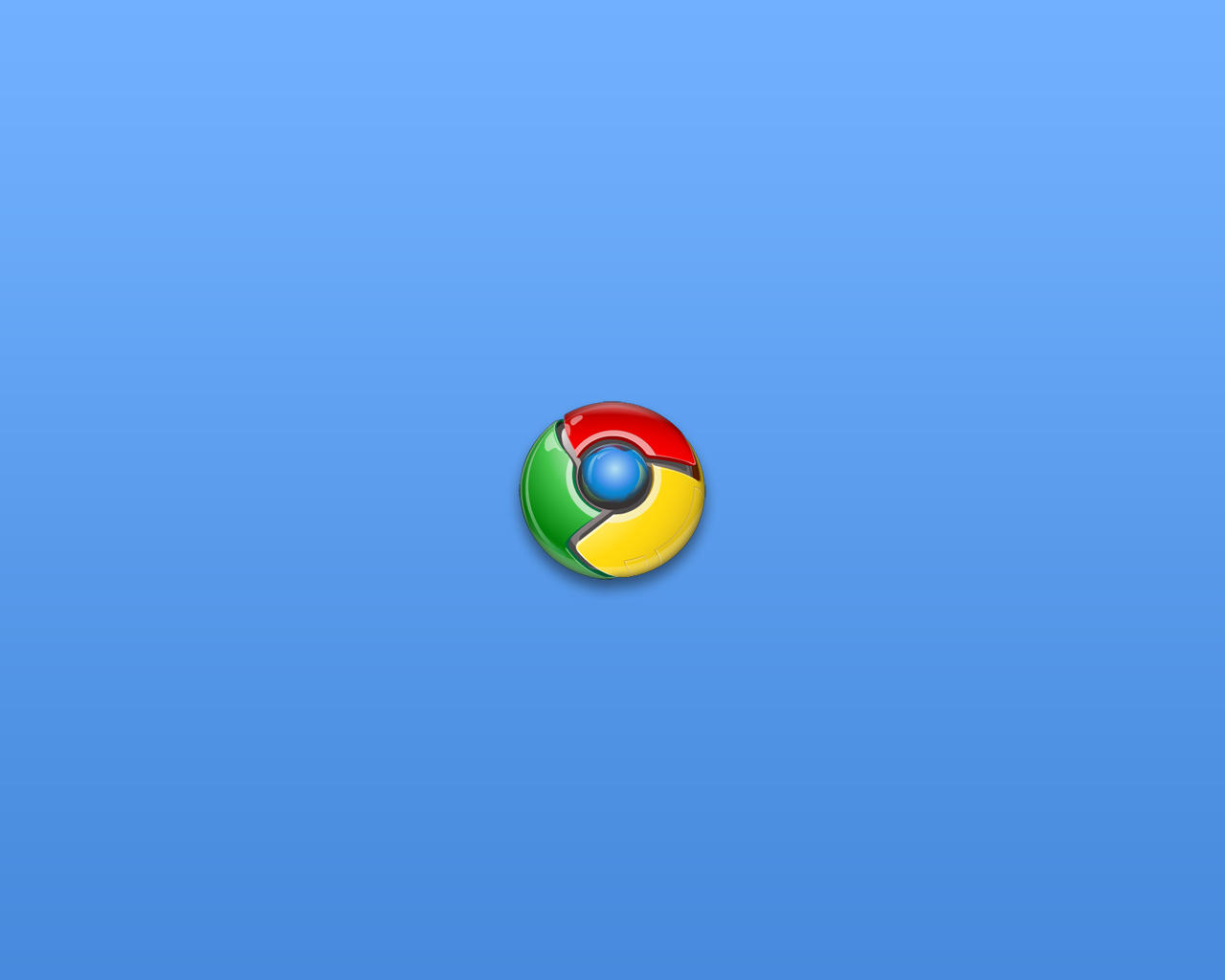 Google Chrome Wallpaper by callegg
