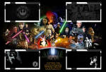 Star Wars PSP theme Wallpapers