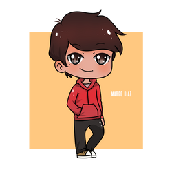 Marco Diaz by Ish-adopts