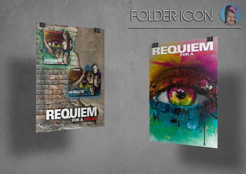 Requiem for a Dream (2000) folder icon