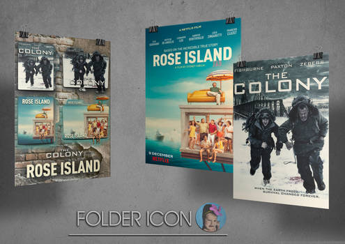 Rose Island (2020) and The Colony (2013) folder
