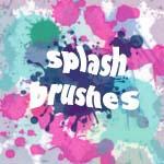 Splash brushes by spongee0990