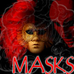 Masks_brushes set by solenero73