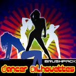 Dancer Silhouettes __brushpack