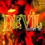 Devil - brushes set