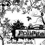 Foliage_brushes pack