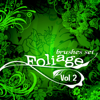 Foliage VOL 2_brushes set