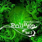Foliage VOL 2_brushes set