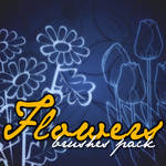 Flowers _ brushes pack