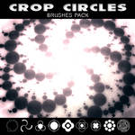 Crop circles_brushes pack