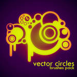 Vector Circles_brushes pack