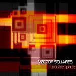 Vector Squares - Brushes Pack