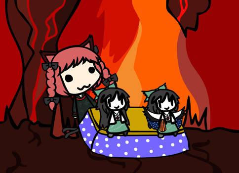 Utsuho Dolls
