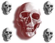 ..Skull Brush.. by Bloody-Kisses-STOCK