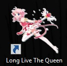 Long live the queen - Magical girl Elodie Icon by Zeraphinda