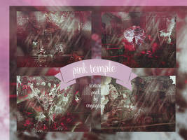 Pink Temple Texture Pack