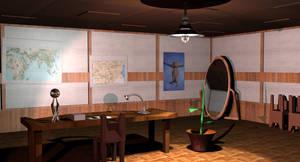 Blender: Room
