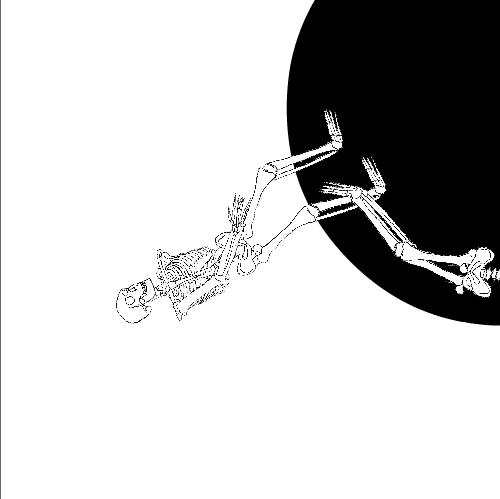 Skeleton ragdolls