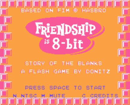 Story of the Blanks by Donitz