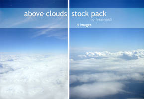 Above clouds-Stock pack by AF-studios