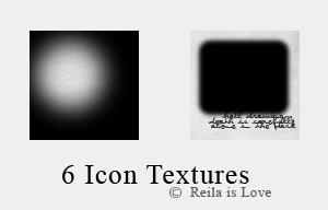 Icon Textures 1 by Reila-is-Love