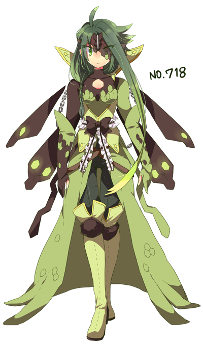 Gijinka!Zygarde x Male!Reader: Happily Ever After by ...