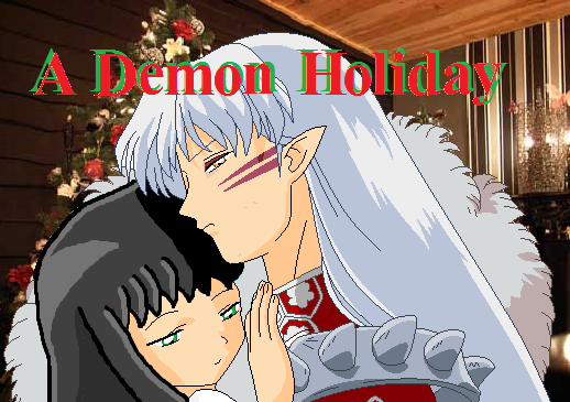 ART TRADE: Inuyasha Fanfic: A Demon Holiday by Lady1Venus on