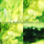 Green Bokeh Texture Pack