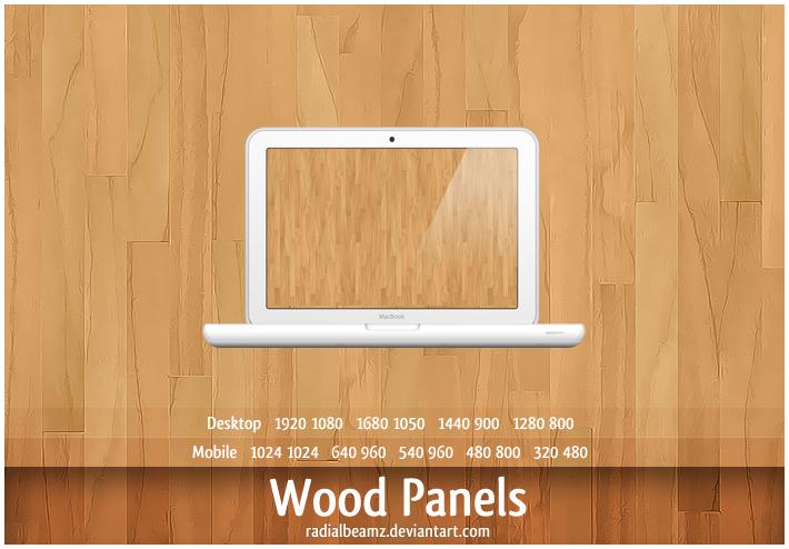 Wood Panels by RadialBeamz