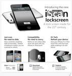 iScan lockscreen
