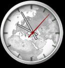 World Clock Gadget