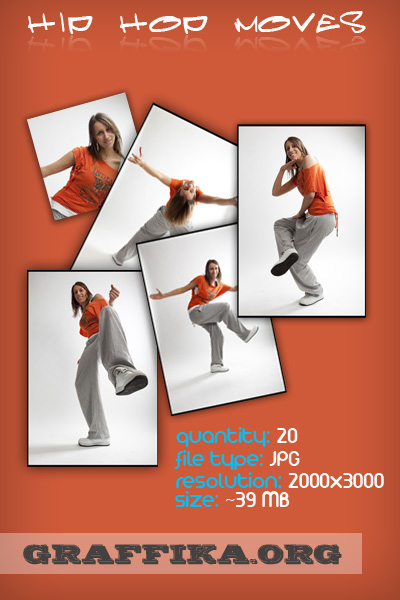 Hip Hop Moves Stock Pack
