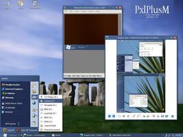 PxlPlusM by andymorum