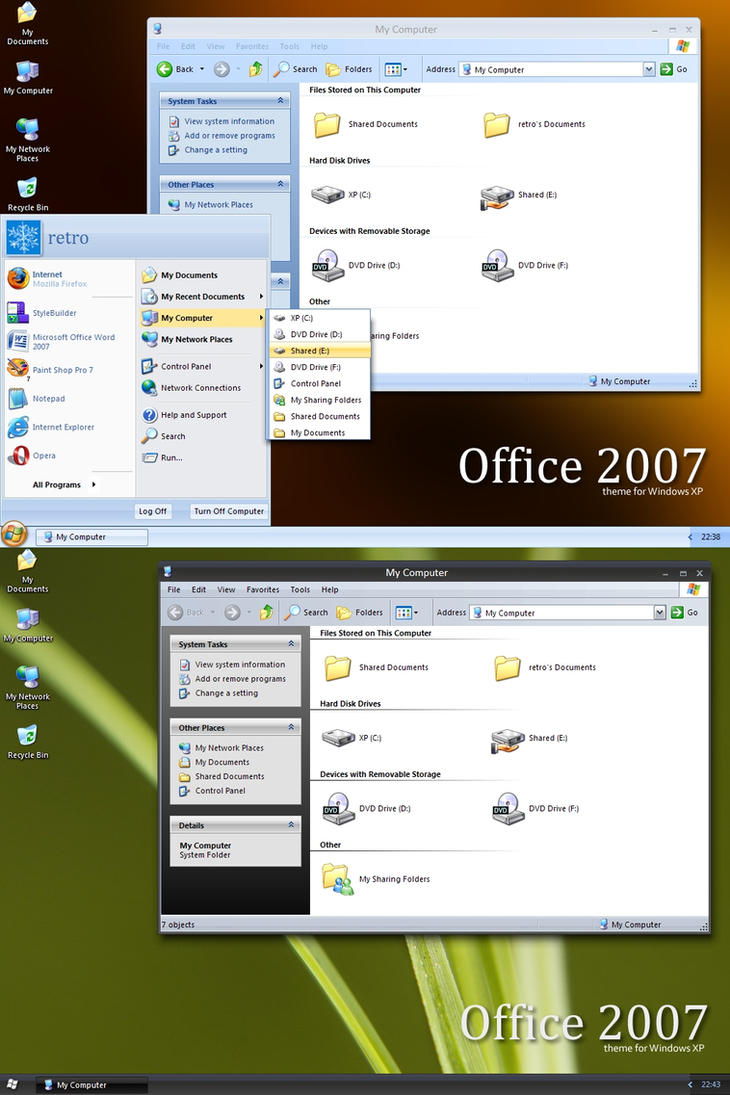 Office 2007 by andymorum